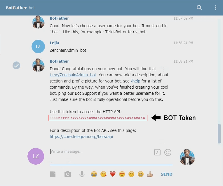 Telegram Anti-Phishing Admin Bot – Installation and Deployment
